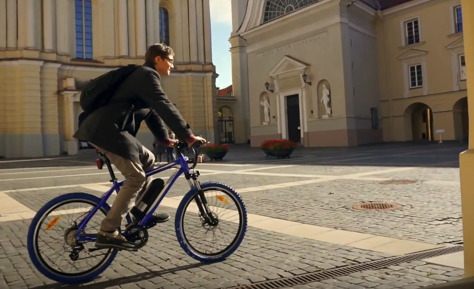 Электровелосипеды в Украине как средство передвижения